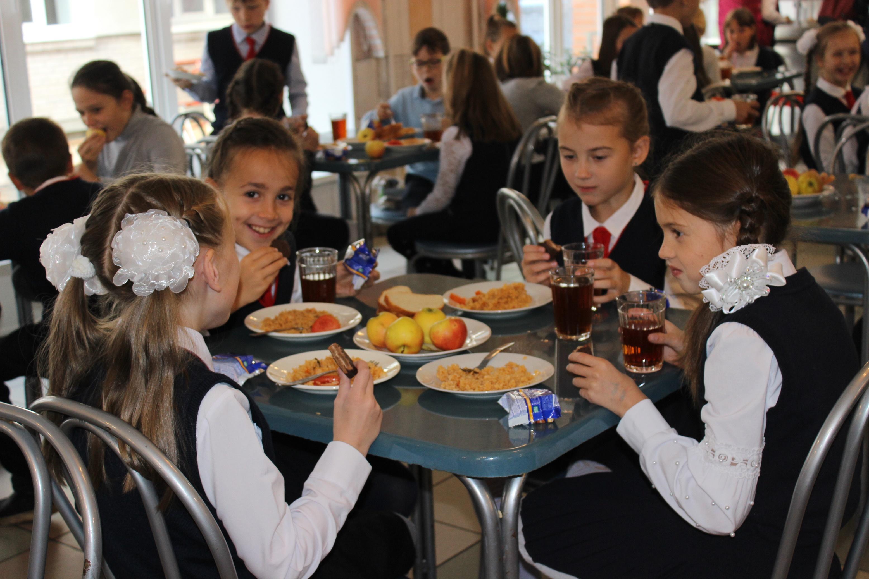 организация питания в образовательных учреждениях 2020